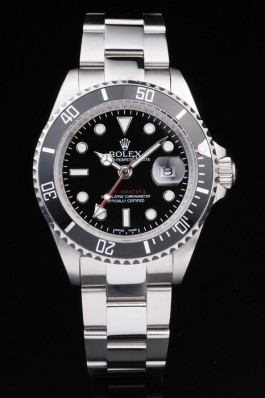 Rolex Top Replica 8862 Stainless Steel Strap Master II Silver Luxury Watch