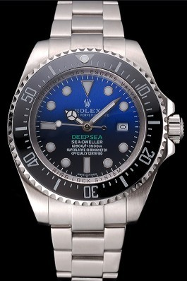 Swiss Deepsea Dweller James Cameron Black Dial Stainless Steel Case And Bracelet 622847