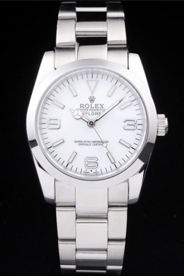 Rolex Top Replica 8854 Stainless Steel Strap Explorer Luxury Watch