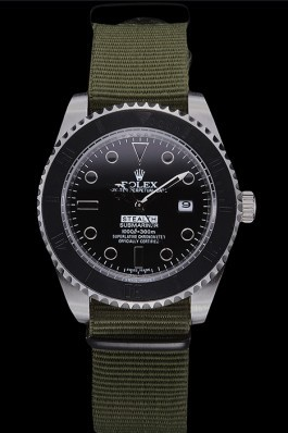 Rolex Stealth Submariner Olive 621990