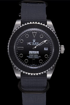 Rolex Stealth Submariner Grey 621991