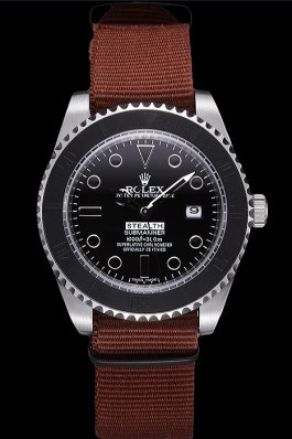 Rolex Stealth Submariner Brown 621992
