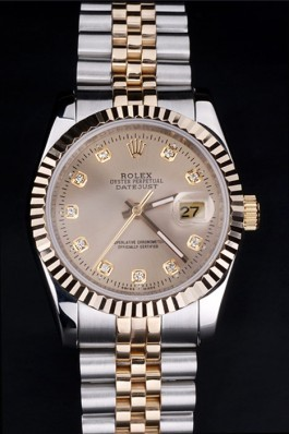 Rolex Top Replica 8716 Stainless Steel Strap Luxury Watch 1