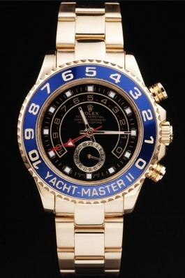 Rolex Top Replica 8913 Gold Stainless Steel Strap II Luxury Rose Gold Watch 238