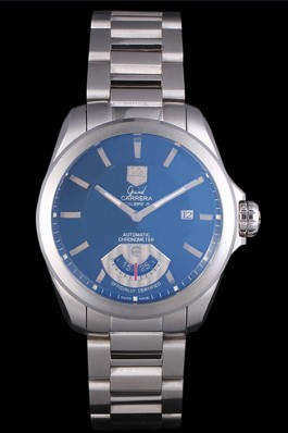 Tag Heuer Grand Carrera Calibre 8 Stainless Steel Bracelet 801446