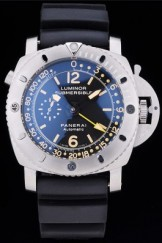 Panerai Top Replica 8582 Black Strap Luminor Submersible