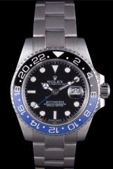 Rolex GMT-Master II Oyster Collection Brushed Stainless Steel Band 621492