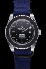 Rolex Stealth Submariner Blue 621989