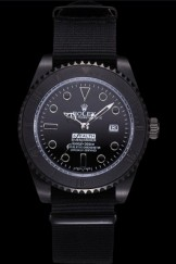 Rolex Stealth Submariner Black 621993