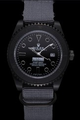Rolex Stealth Submariner Black 621996