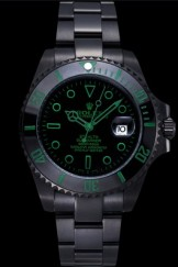 Rolex Stealth Submariner Black Ceramic 622007