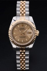 Silver Top Replica 8693 Stainless Steel Strap Datejust Luxury Watch 126