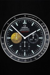 Omega Speedmaster Apollo Wall Clock 622470