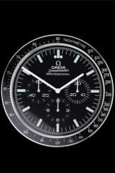 Omega Speedmaster Moon Watch Wall Clock 622471